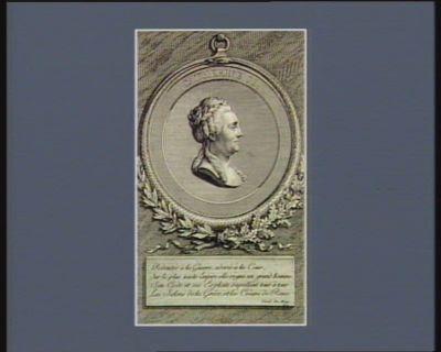 Catherine II [estampe]