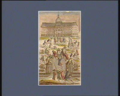 Prise des armes aux Invalides le 14 juillet 1789 [estampe]