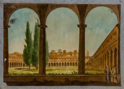 Terme di Diocleziano, chiostro di Michelangelo