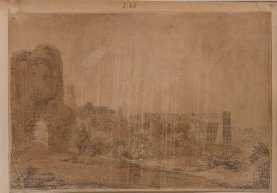 Colosseo visto dal celio