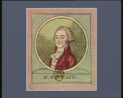 M. Barnave [estampe]