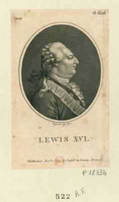Lewis XVI [estampe]