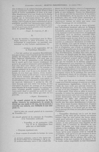 Tome 76 : Du 4 au 18 octobre 1793 - page 14