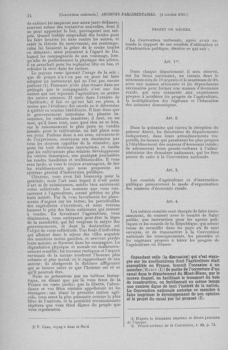 Tome 76 : Du 4 au 18 octobre 1793 - page 34