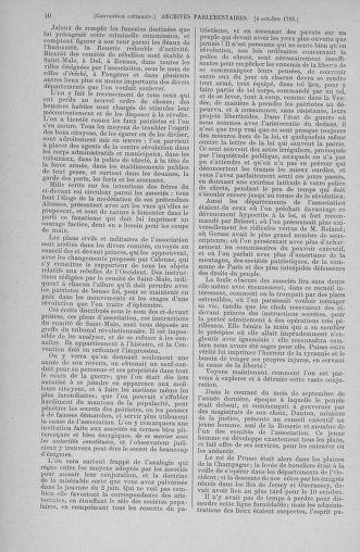 Tome 76 : Du 4 au 18 octobre 1793 - page 40