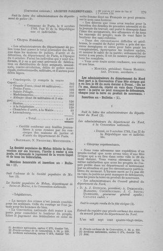 Tome 76 : Du 4 au 18 octobre 1793 - page 179