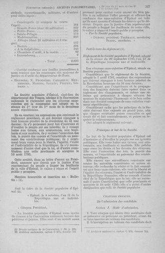 Tome 76 : Du 4 au 18 octobre 1793 - page 327
