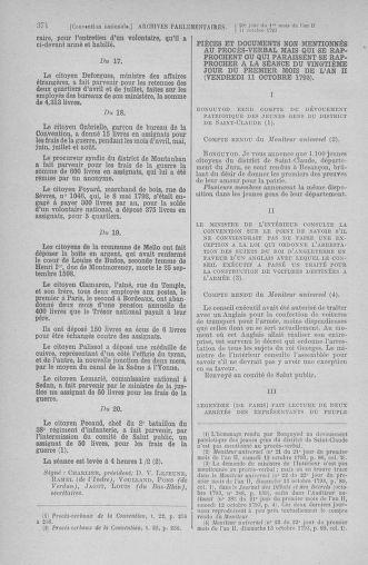 Tome 76 : Du 4 au 18 octobre 1793 - page 374