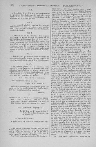 Tome 76 : Du 4 au 18 octobre 1793 - page 376