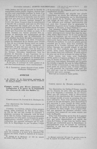 Tome 76 : Du 4 au 18 octobre 1793 - page 377