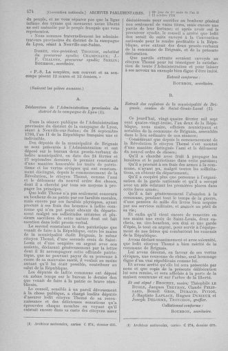 Tome 76 : Du 4 au 18 octobre 1793 - page 474