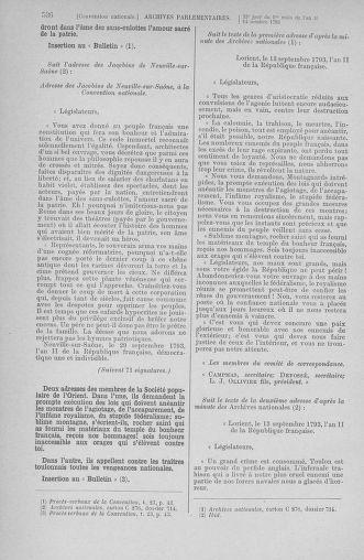 Tome 76 : Du 4 au 18 octobre 1793 - page 536