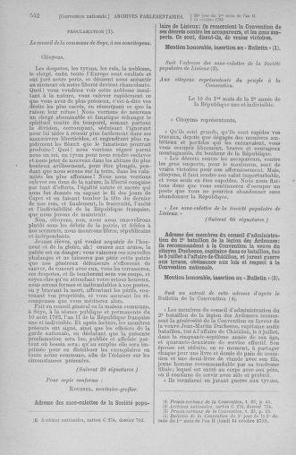 Tome 76 : Du 4 au 18 octobre 1793 - page 542