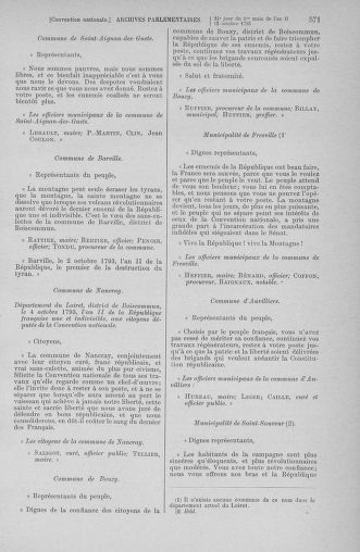 Tome 76 : Du 4 au 18 octobre 1793 - page 571