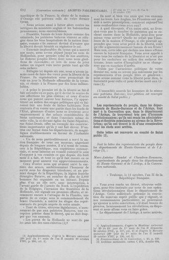 Tome 76 : Du 4 au 18 octobre 1793 - page 692