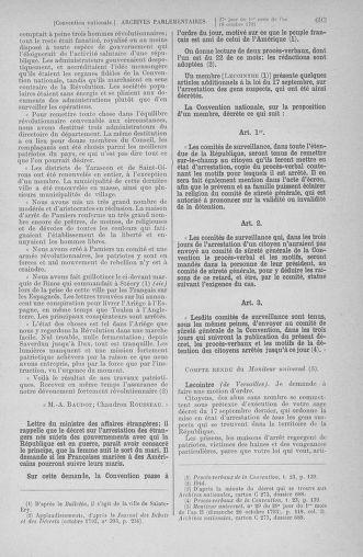 Tome 76 : Du 4 au 18 octobre 1793 - page 693