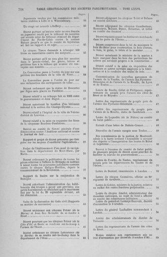 Tome 76 : Du 4 au 18 octobre 1793 - page 718