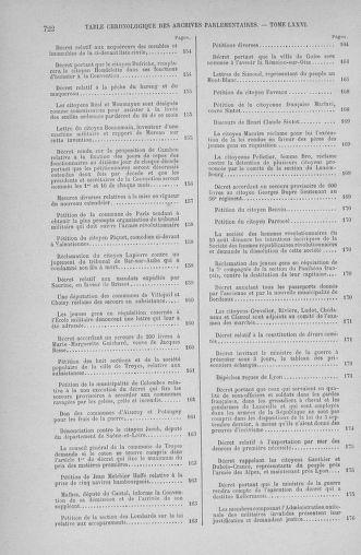 Tome 76 : Du 4 au 18 octobre 1793 - page 722