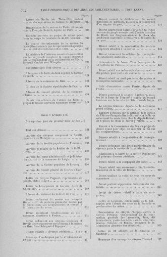 Tome 76 : Du 4 au 18 octobre 1793 - page 724