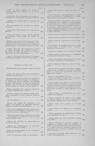 Tome 76 : Du 4 au 18 octobre 1793 - page 725