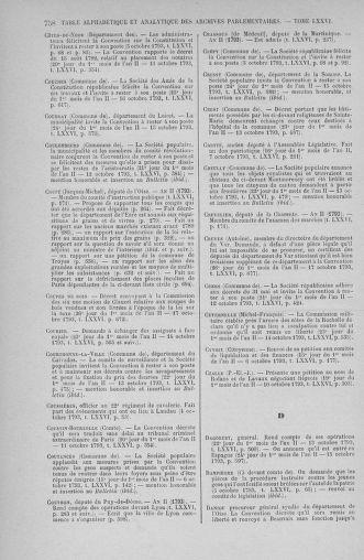 Tome 76 : Du 4 au 18 octobre 1793 - page 758