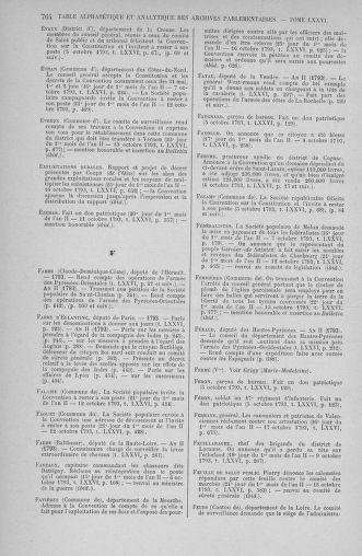 Tome 76 : Du 4 au 18 octobre 1793 - page 764