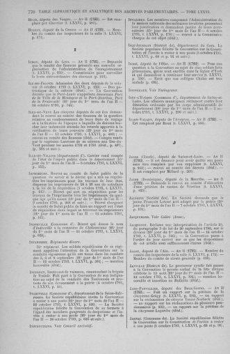 Tome 76 : Du 4 au 18 octobre 1793 - page 770