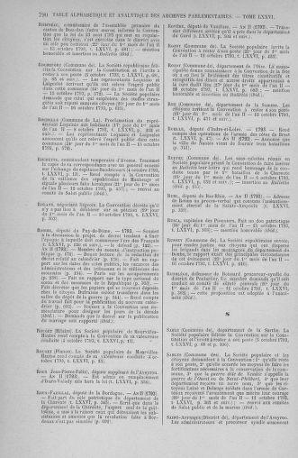 Tome 76 : Du 4 au 18 octobre 1793 - page 790