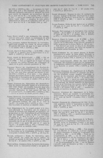 Tome 76 : Du 4 au 18 octobre 1793 - page 795