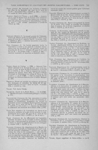 Tome 76 : Du 4 au 18 octobre 1793 - page 797