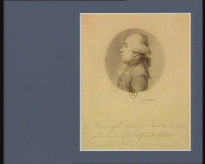 M. Tournyol ancien president de l'election député de la sénéchaussée de Guéret né à Guéret le 2 8.bre 1729 : [dessin]
