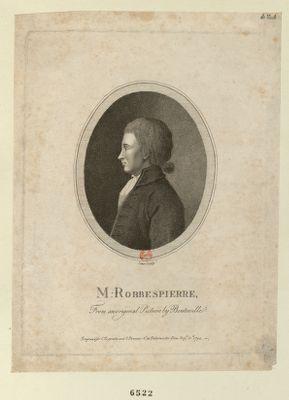 M. Robbespierre [estampe]