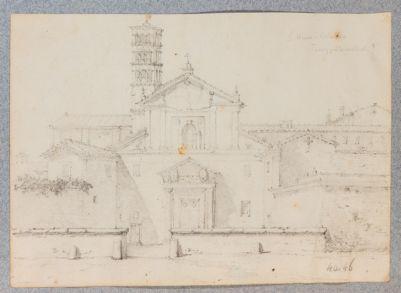 Chiesa dei SS. Nereo e Achilleo (?)