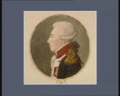 Monsieur le marquis de La Fayette colonel de la Garde nationale : [estampe]