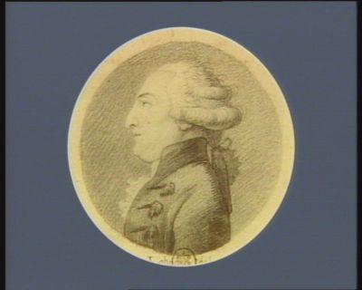 Boëry président de l'élection de Chateauroux député de la province de Berry en pendant avec le portrait de Monsieur de [Gran... ?] : [dessin]