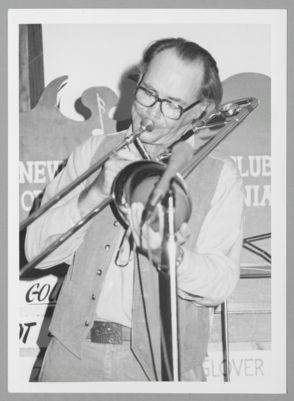 Bill Bardin, trombone