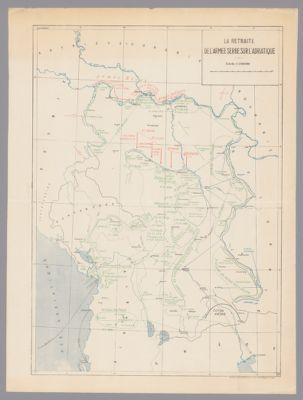 Geolotki Atlas Makedonije I Stare Srbije In Searchworks Catalog