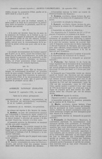 Tome 50 : Du 15 au 21 septembre 1792 - page 199