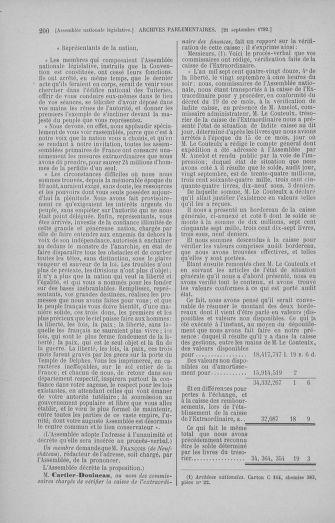 Tome 50 : Du 15 au 21 septembre 1792 - page 200