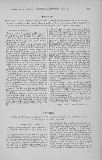 Tome 50 : Du 15 au 21 septembre 1792 - page 325