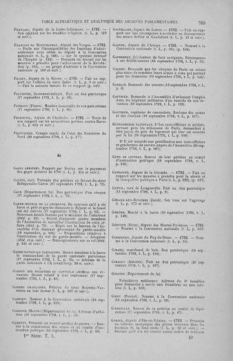 Tome 50 : Du 15 au 21 septembre 1792 - page 769