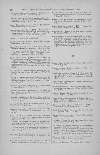 Tome 50 : Du 15 au 21 septembre 1792 - page 770
