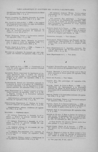 Tome 50 : Du 15 au 21 septembre 1792 - page 771