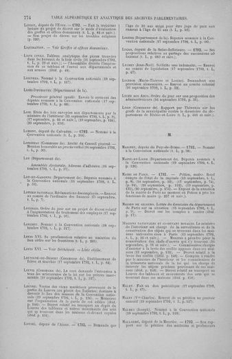 Tome 50 : Du 15 au 21 septembre 1792 - page 774