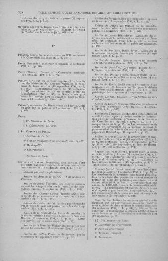 Tome 50 : Du 15 au 21 septembre 1792 - page 778