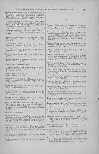 Tome 50 : Du 15 au 21 septembre 1792 - page 783
