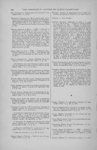 Tome 50 : Du 15 au 21 septembre 1792 - page 784