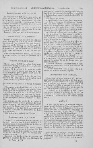 Tome 8 : Du 5 mai 1789 au 15 septembre 1789 - page 177