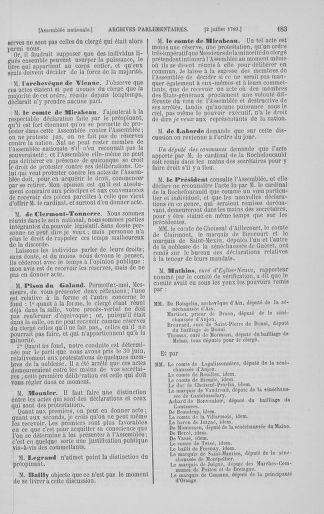 Tome 8 : Du 5 mai 1789 au 15 septembre 1789 - page 183