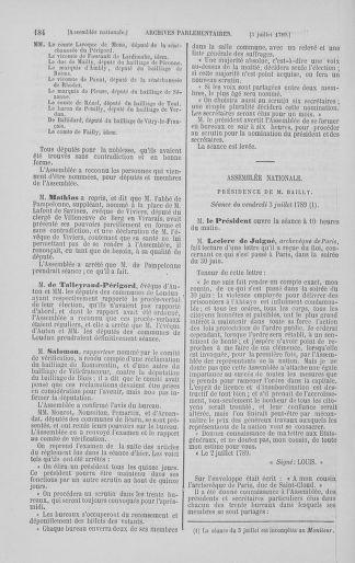 Tome 8 : Du 5 mai 1789 au 15 septembre 1789 - page 184